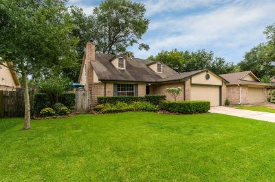 Single Family Home For Sale: 16310 Dunmoor Drive