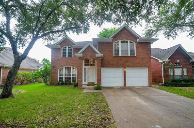 Sugar Land Single Family Home For Sale: 4122 Rocky Bend Drive