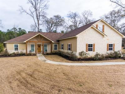 Willis Single Family Home For Sale: 14610 Topaz Cove