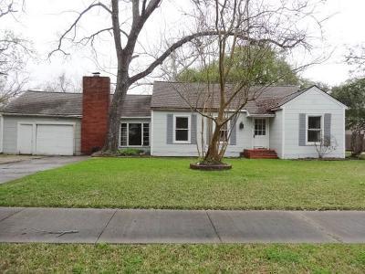 League City Single Family Home For Sale: 420 Houston Avenue