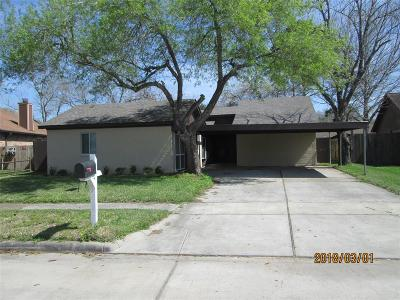 Pearland Single Family Home For Sale: 2303 Romayor Court