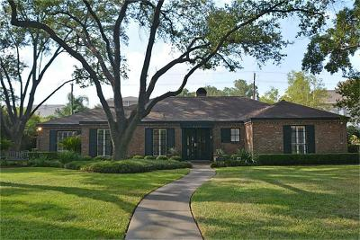 Houston Single Family Home For Sale: 5406 Tilbury Drive