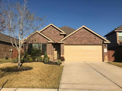 Katy Single Family Home For Sale: 4410 Stolz Trail