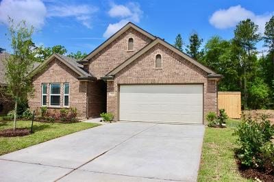 Conroe Single Family Home For Sale: 2869 Bretton Woods Drive