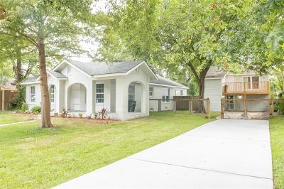 Houston Single Family Home For Sale: 517 Eleanor Street