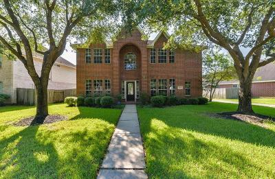 Cinco Ranch Single Family Home For Sale: 3229 Bend Willow Lane W