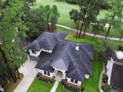 Houston Single Family Home For Sale: 6142 Pebble Beach Drive