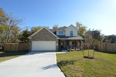Willis Single Family Home For Sale: 13153 Crestview