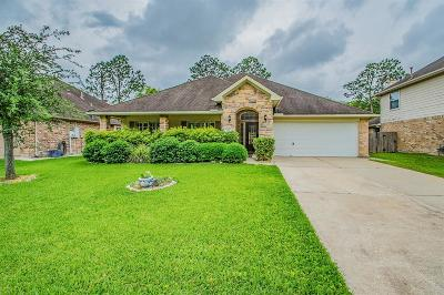 League City Single Family Home For Sale: 233 Magnolia Way