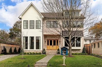 Houston Single Family Home For Sale: 3758 Drummond Street
