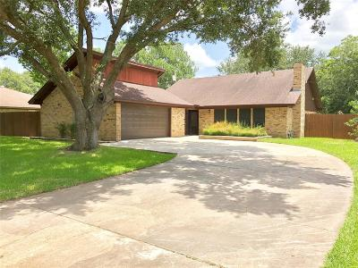 Bay City TX Single Family Home For Sale: $169,500