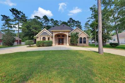 Conroe Single Family Home For Sale: 11947 Silver Leaf Court