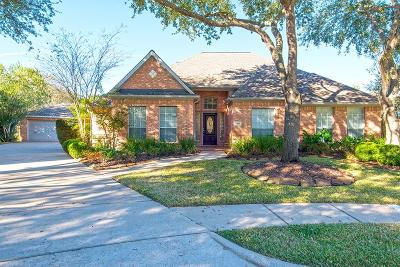 Missouri City Single Family Home For Sale: 4406 Waterlily Court