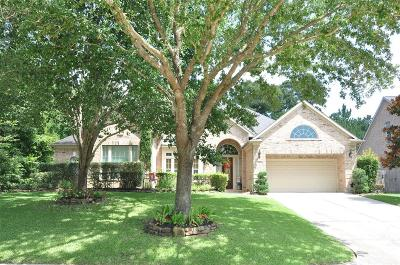 Kingwood Single Family Home For Sale: 1903 Mountain Aspen Lane