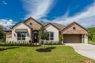 Fulshear Single Family Home For Sale: 32806 Winslow