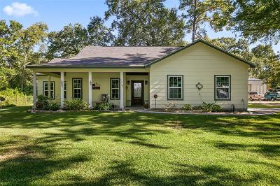 Waller County Single Family Home For Sale: 24925 Lakeside Drive