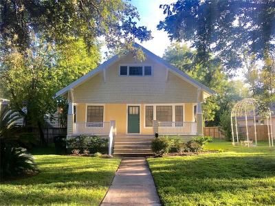 Houston Single Family Home For Sale: 408 W 23rd Street
