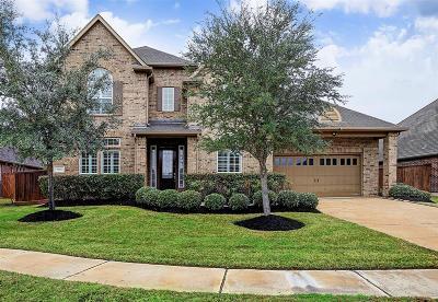 Richmond Single Family Home For Sale: 11111 Monte Rosa Court
