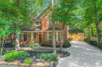 The Woodlands Single Family Home For Sale: 138 E Wilde Yaupon