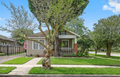 Houston Single Family Home For Sale: 1136 E 16th Street