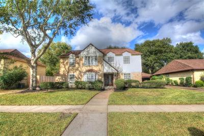 Jersey Village Single Family Home For Sale: 16318 Acapulco Drive