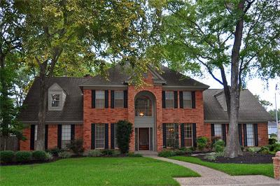 Kingwood TX Single Family Home Pending: $350,000