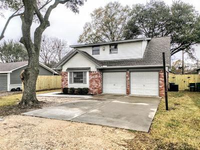 Pasadena Single Family Home For Sale: 3414 Crestgrove Drive