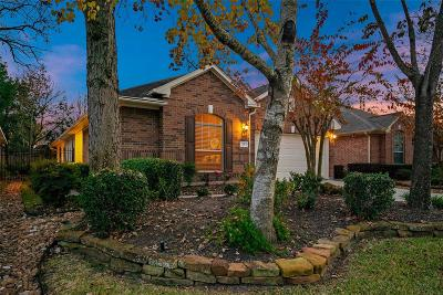 Conroe TX Single Family Home For Sale: $284,900