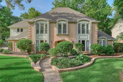 Kingwood Single Family Home Option Pending: 3634 Wildwood Ridge Drive