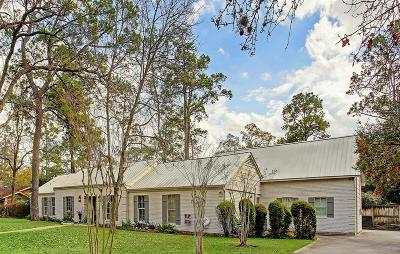Houston Single Family Home For Sale: 11015 Hunters Park Drive