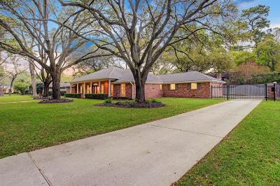 Houston Single Family Home For Sale: 11406 N Chestwood Drive