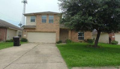 Katy Single Family Home For Sale: 25234 Clover Ranch Drive