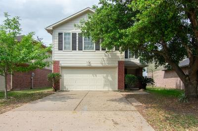 Tomball Single Family Home For Sale: 11942 Sandy Stream Drive