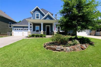 Montgomery Single Family Home For Sale: 189 Cherry Oak Lane