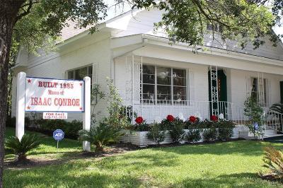 Conroe Single Family Home For Sale: 202 Avenue A