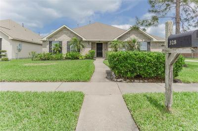 League City Single Family Home For Sale: 328 Poppy Street