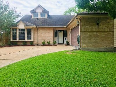Houston Single Family Home For Sale: 11410 Caesar Drive Drive