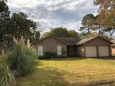 Kemah Single Family Home For Sale: 2103 Sierra Street