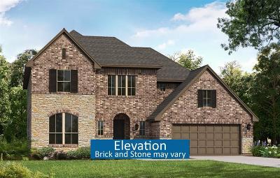 Humble Single Family Home For Sale: 15411 Hopkins Cedar Drive
