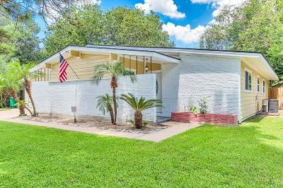Houston Single Family Home For Sale: 7214 Roos Road