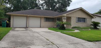 Pasadena Single Family Home For Sale: 1507 Marlock Lane