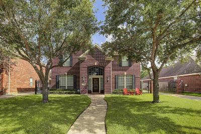 Pearland Single Family Home For Sale: 6209 Jordan Drive