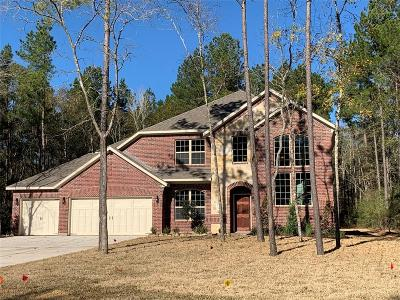 Conroe Single Family Home For Sale: 11246 Quiet Lake Drive