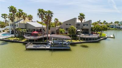 Pirates Cove Single Family Home For Sale: 3505-3508 Rigaud