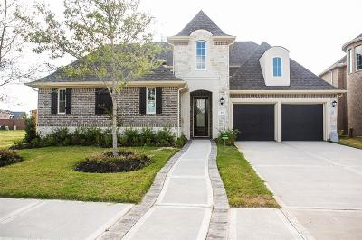 Sugar Land Single Family Home For Sale: 42 Scepter Ridge