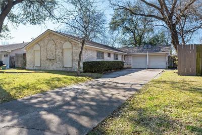Houston Single Family Home For Sale: 7918 Riptide Drive
