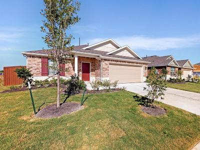 Baytown Single Family Home For Sale: 7638 Pampero Lane