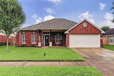 Deer Park Single Family Home For Sale: 3406 Somerset Lane
