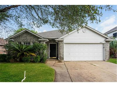 Pearland Rental For Rent: 4509 Fox Run Street