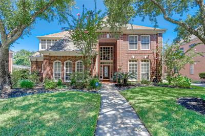 Katy Single Family Home For Sale: 3326 Castlewind Drive
